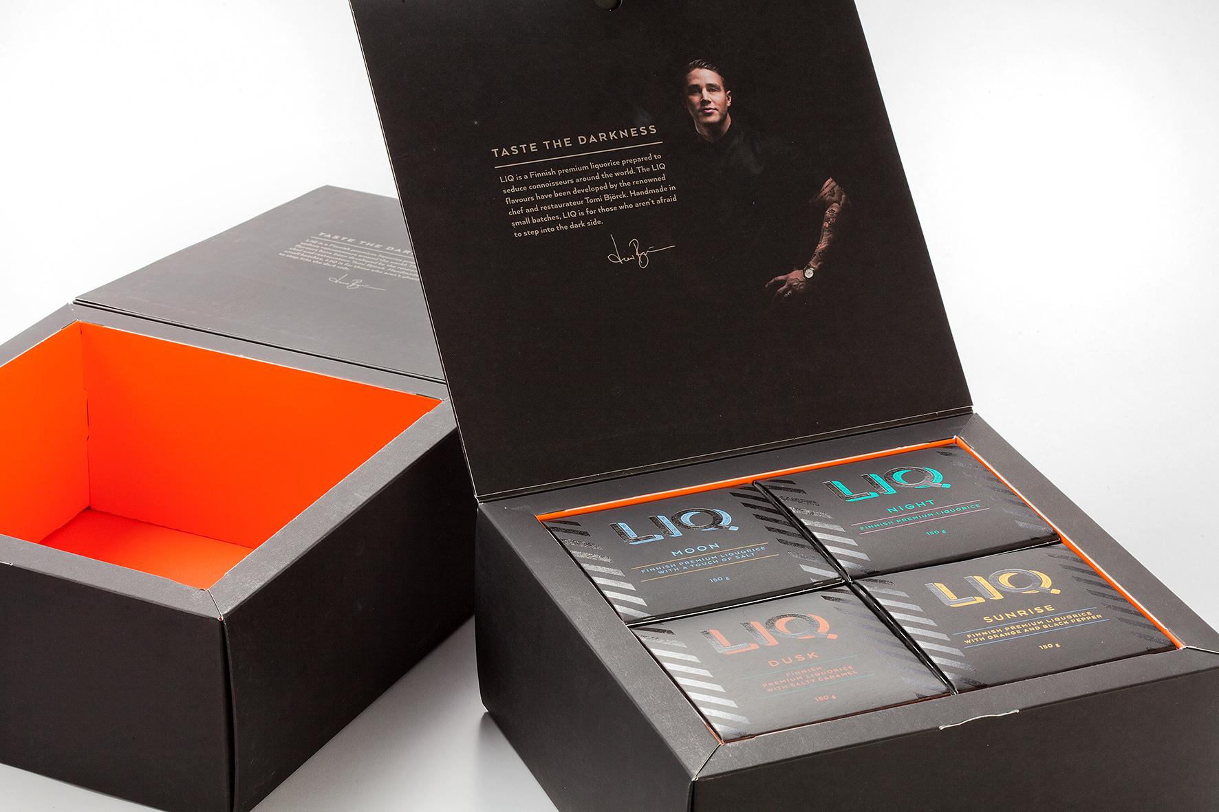 LIQ gift set