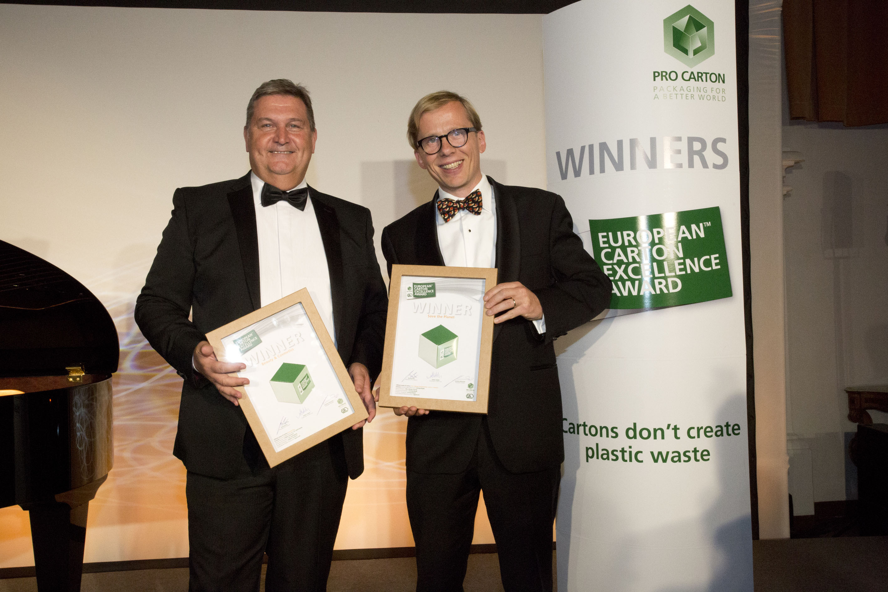 81 Winner Beauty und Save the Planet