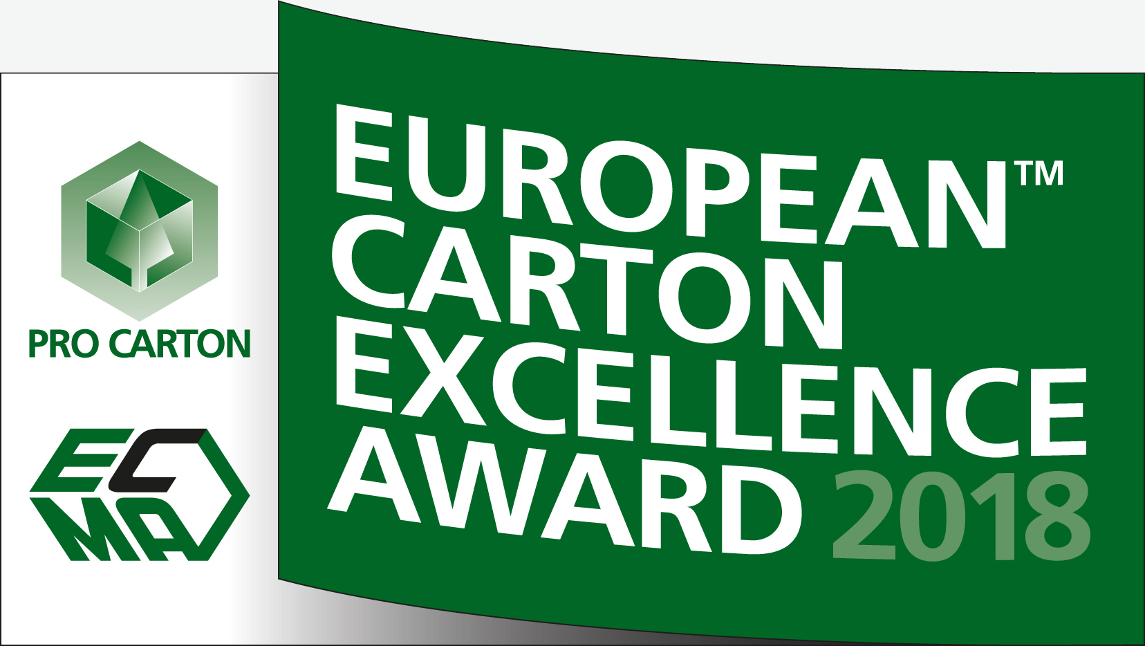 THE CARTON EXCELLENCE AWARD 2018
