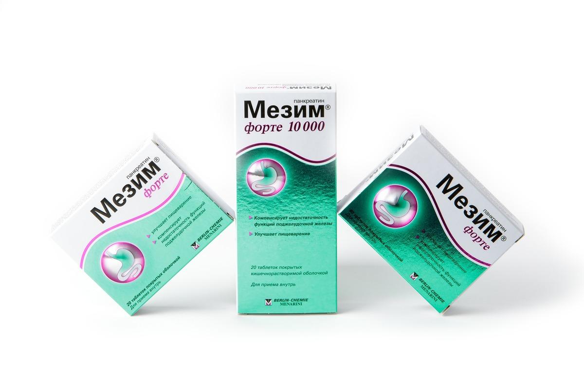 Berlin-Chemie, Menarini – Mezym