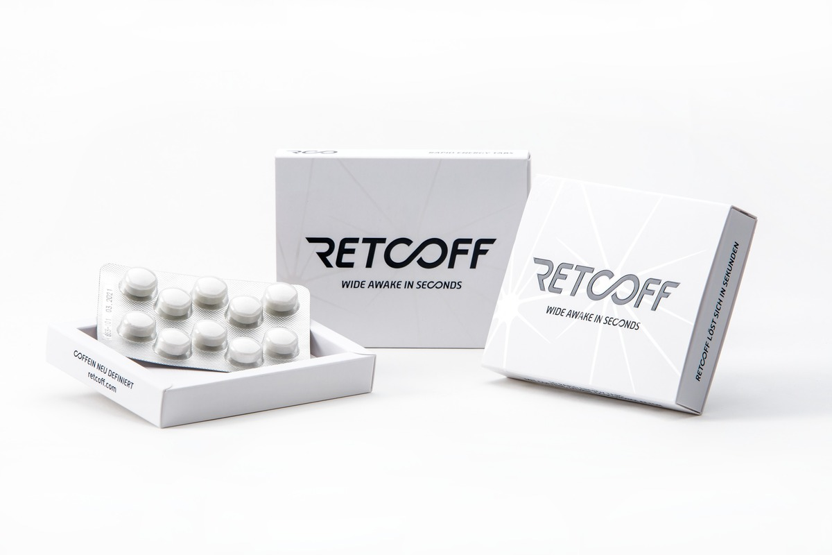 Retcoff Rapid Energy Tabs
