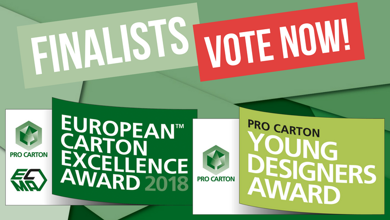 Finalists Announced: Vote for your favourite!
