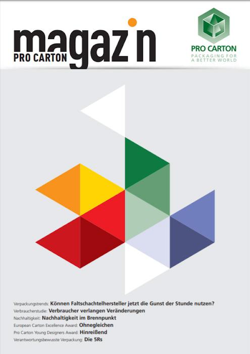 Pro Carton Magazin 2018