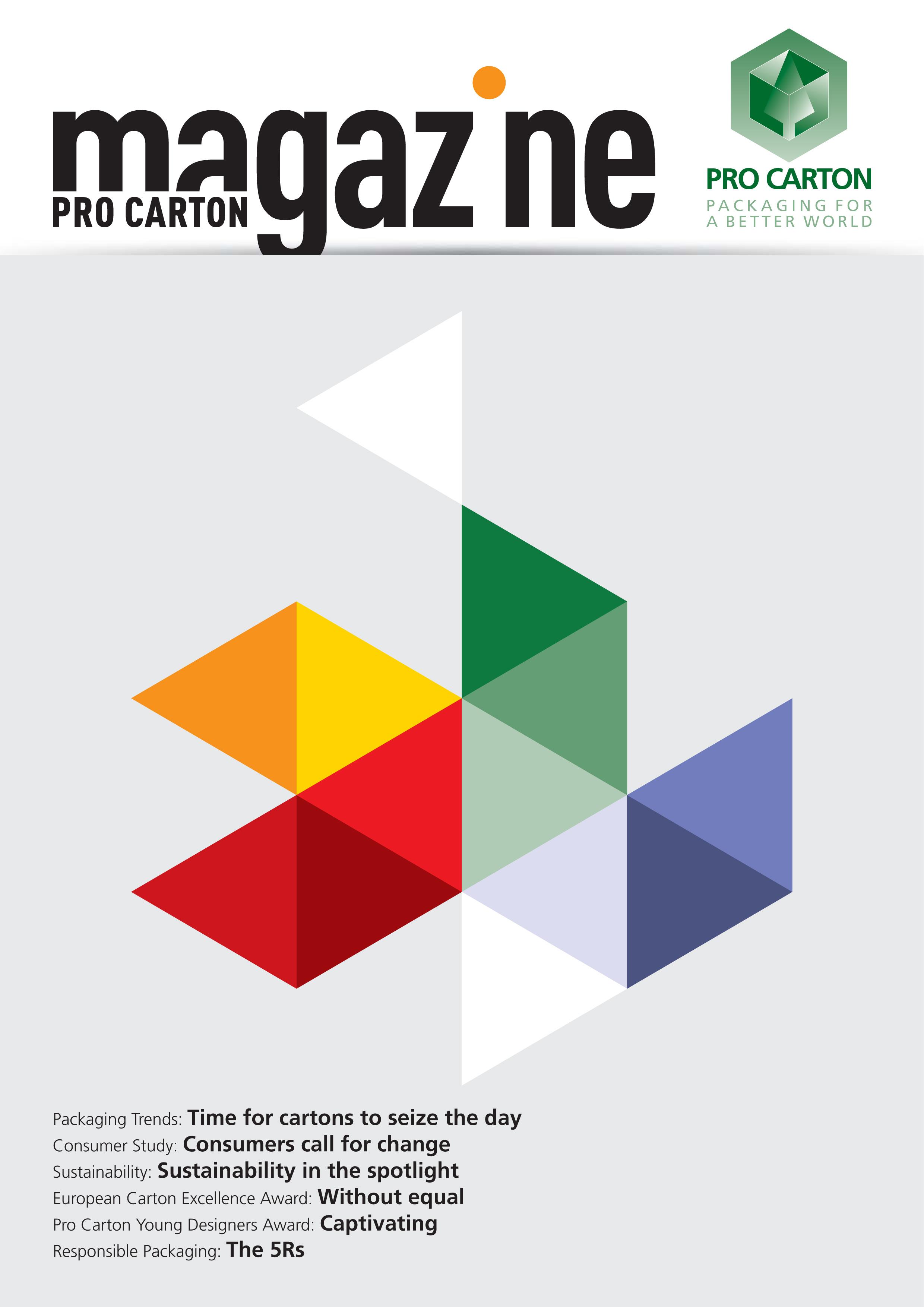 Pro Carton Magazine 2018