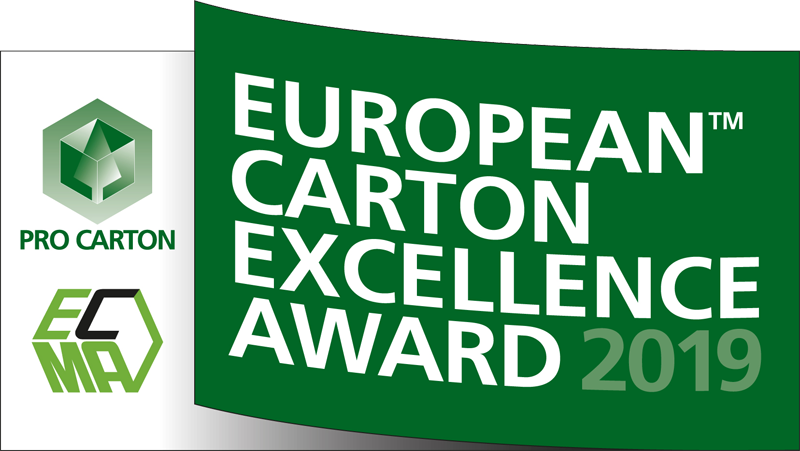 THE CARTON EXCELLENCE AWARD 2019