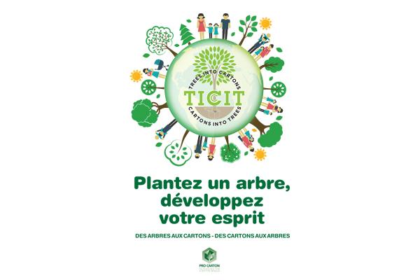 UNE NOUVELLE INITIATIVE AU SERVICE DE L'ÉCOLOGIE !