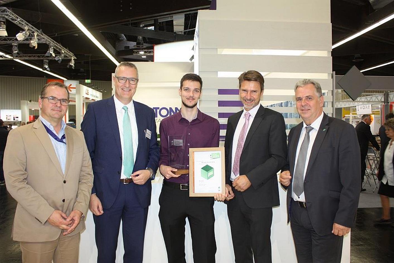 Verleihung Des Ersten Deutschen Ffipro Carton Young