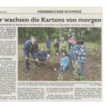 TICCIT in NEUHAUS PEGNITZ, GERMANY. Press cutting courtesy of Seda Germany