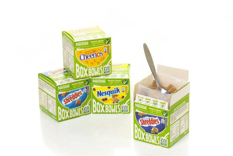 Nestlé Pic-a-Pac Variety Cube