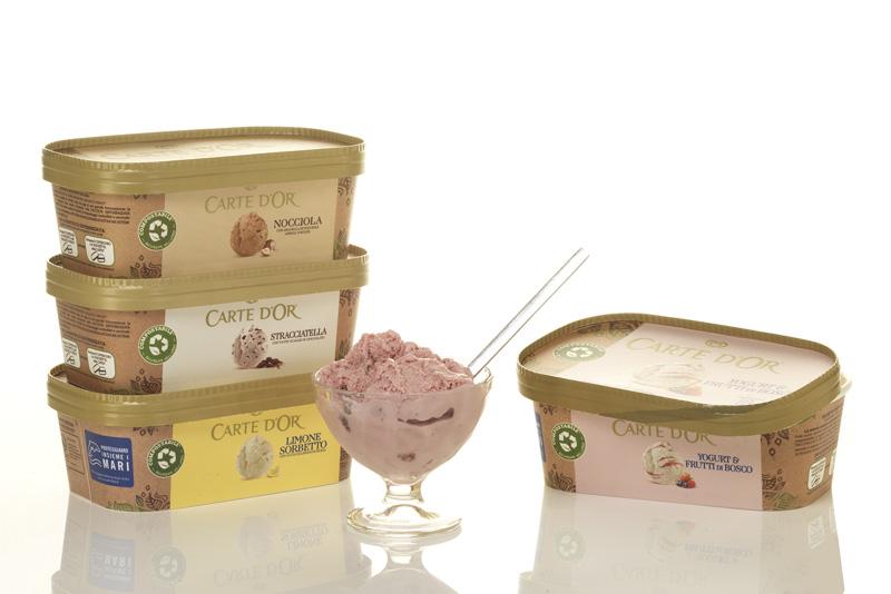 Unilever  Carte D'Or