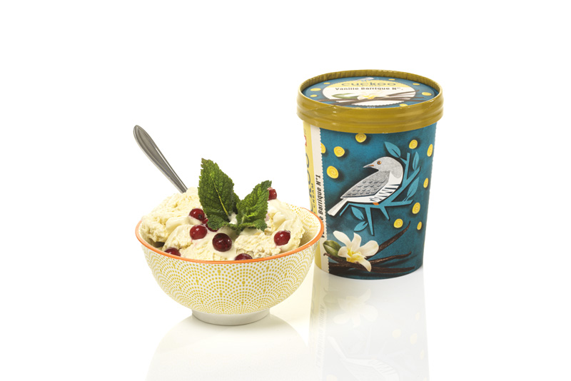 Cuckoo Ice Cream Vanille Barrique N° 1