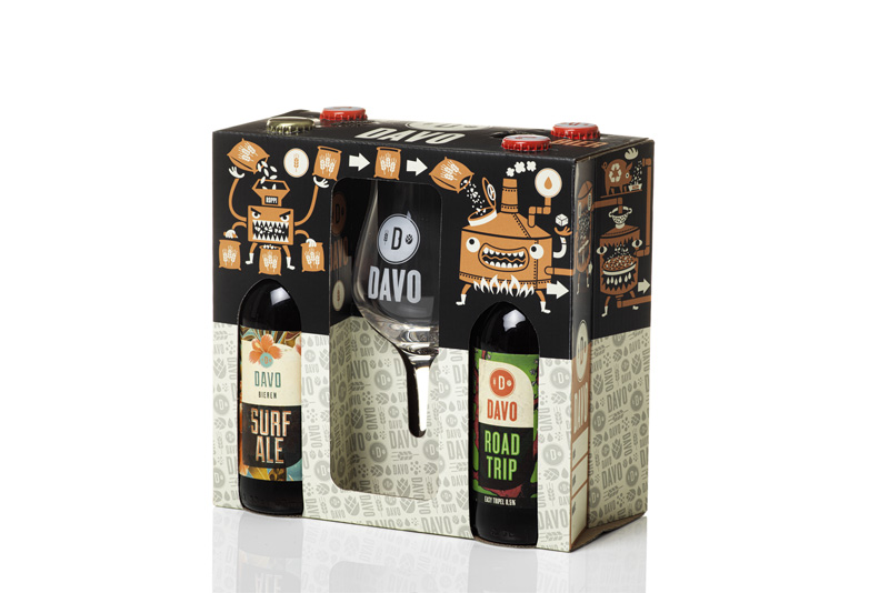 Davo Beer Giftpack