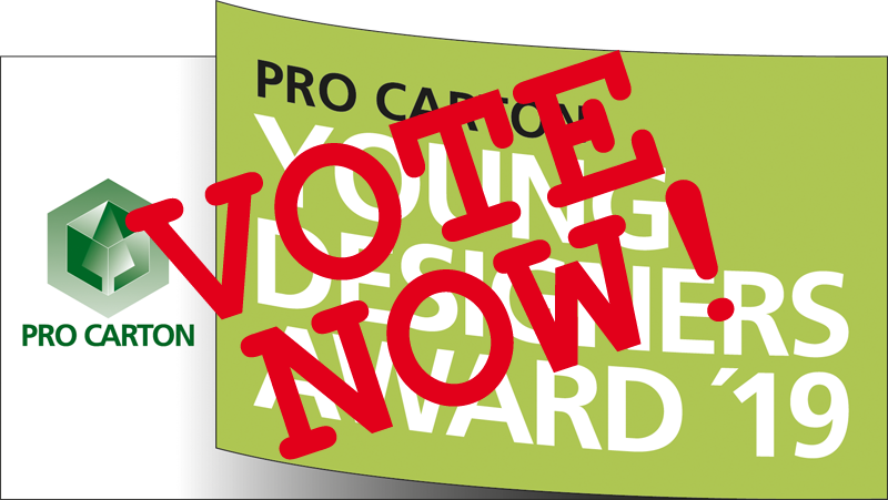 #pcyda19: New creativity record – VOTE NOW!