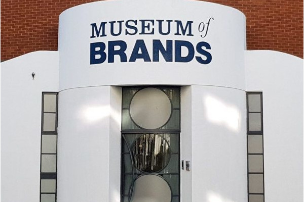 Museum of Brands – Come to see our new exhibition for free!