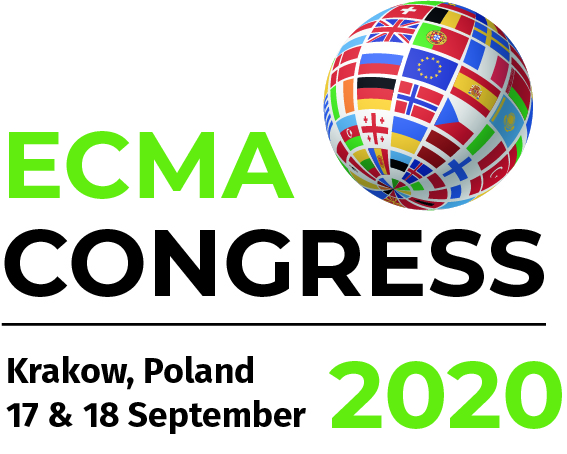 ECMA Annual Congress 2020 will be held in Krakow, Poland