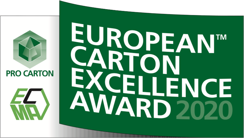 THE CARTON EXCELLENCE AWARD 2020