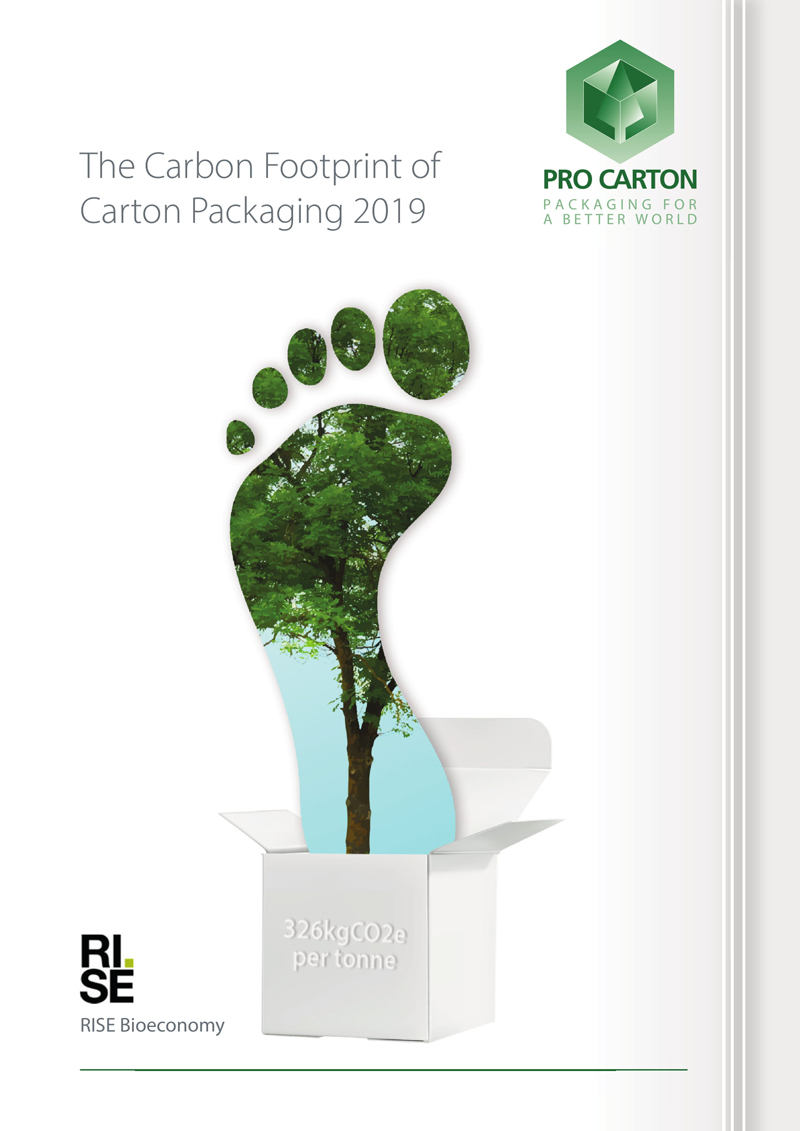 The Carbon Footprint of Carton Packaging 2019 Full Report