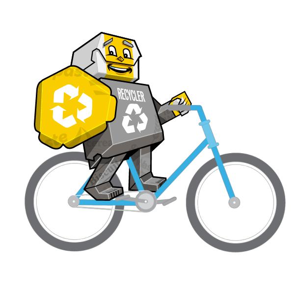 Lancement de Ricki Recycle à l'occasion de la Journée Mondiale du Recyclage