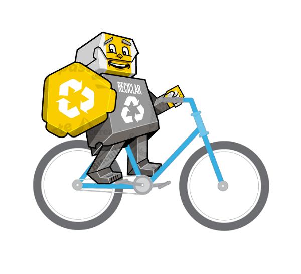 Lanzamiento de Ricki Recycle en el Día Mundial del Reciclaje