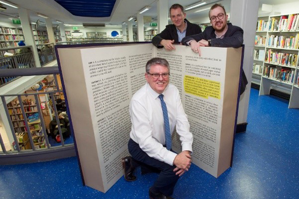 The story of the Giant Dictionary!