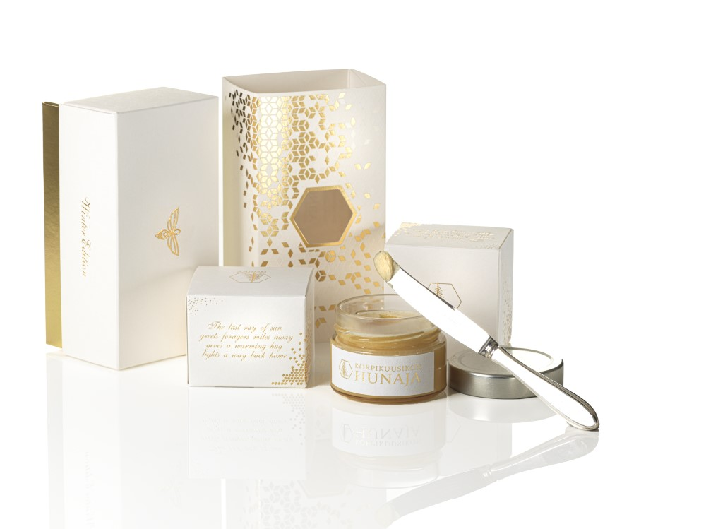Korpikuusikkon Honey Gift Pack