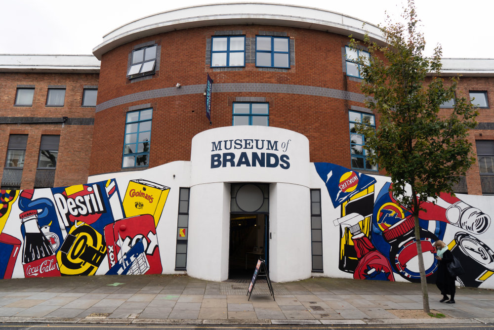 Pro Carton's Museum of Brands exhibition has re-opened for the third year