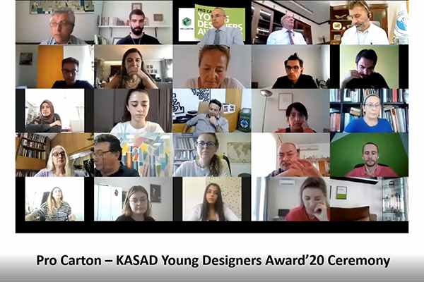 """Pro Carton – KASAD Young Designers Award'20"" - the winners"