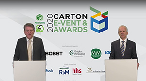 2020 Carton Event & Awards