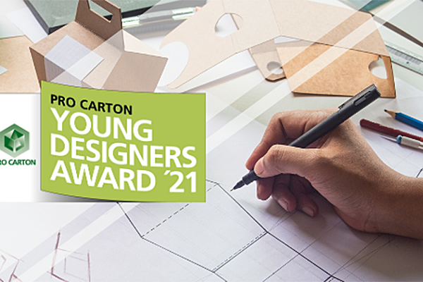 Student design competition open for entries: Pro Carton Young Designers Award 2021