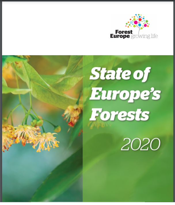 The State of Europe's Forests Report