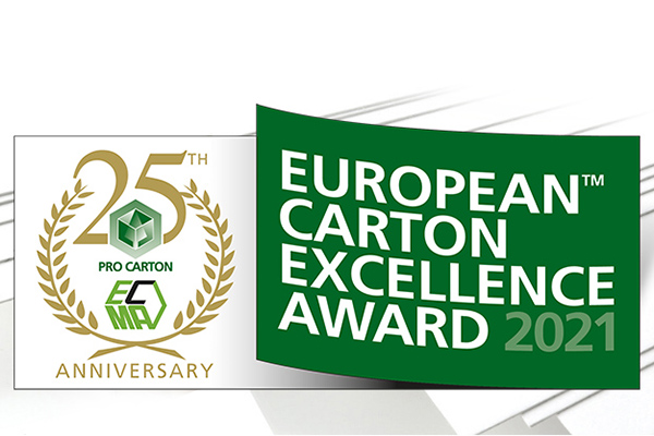 European Carton Excellence Anniversary Award: Carton Excellence Cup