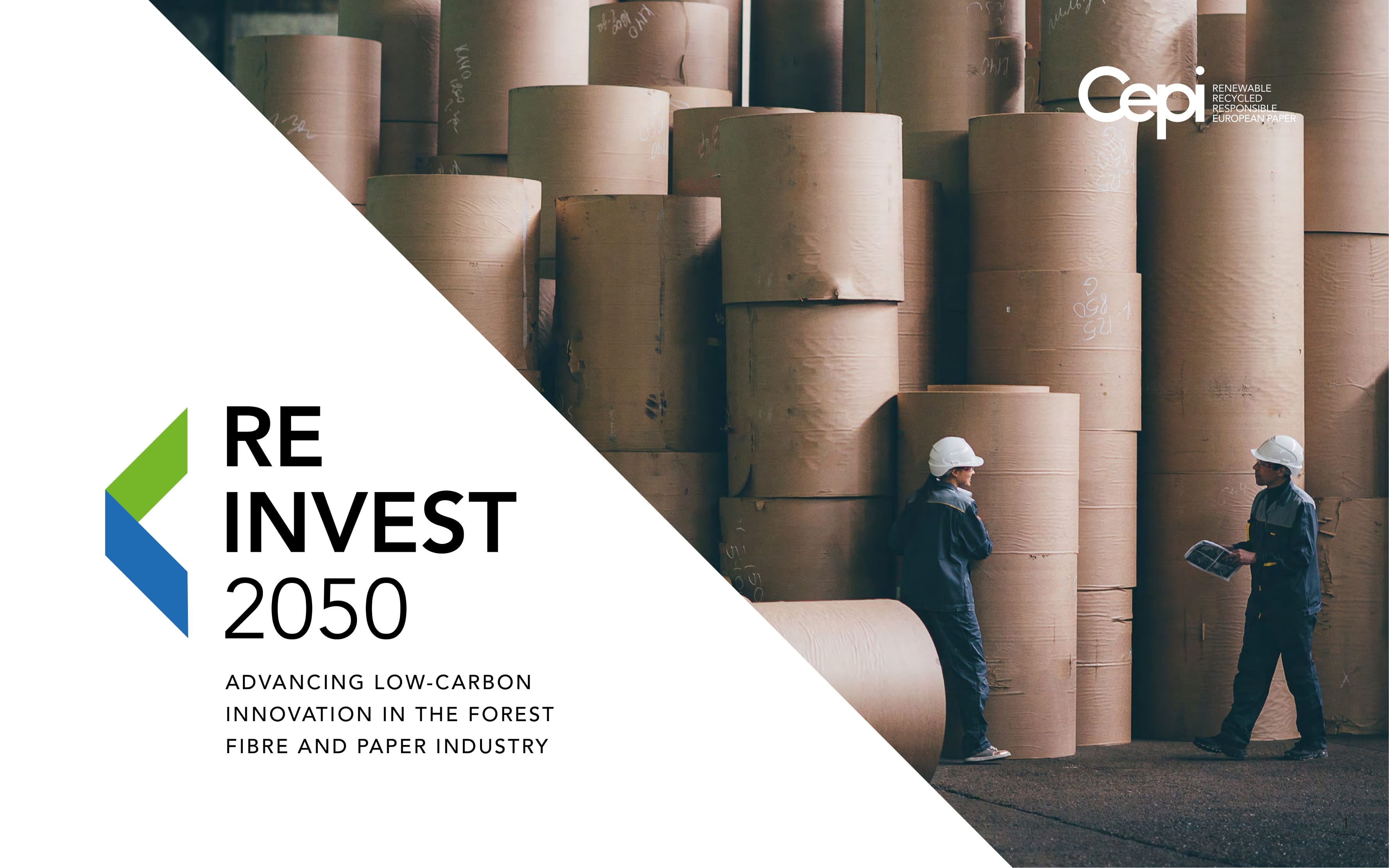 REINVEST2050 demonstrates industry commitment to support climate neutrality
