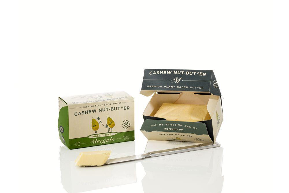 Mergulo Plant Based Butter Carton