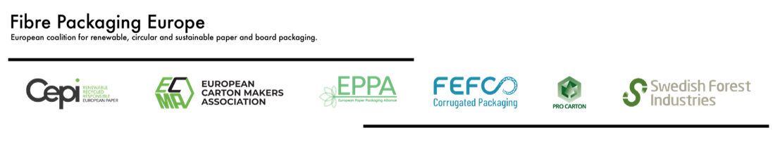 Six trade associations announce the new Fibre Packaging Europe coalition