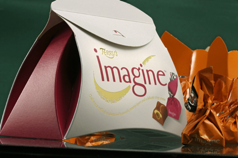 Suchard Imagine/ Terry's Imagine