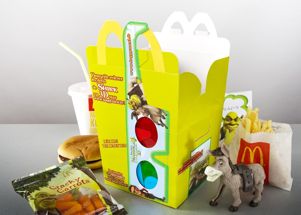 Happy Meal 3D