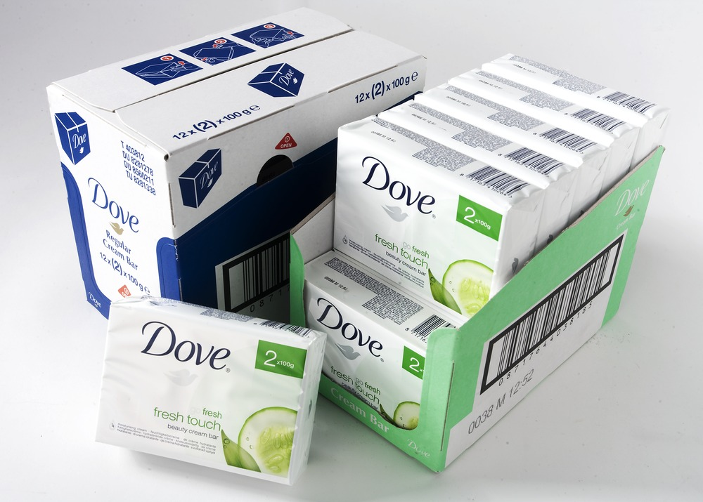 Dove - Ready Retail Packaging