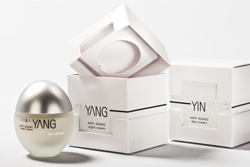 Yin Yang Verpackungsserie 2