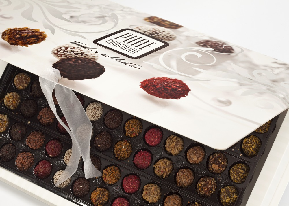 PURE Chocolate Truffles Collection