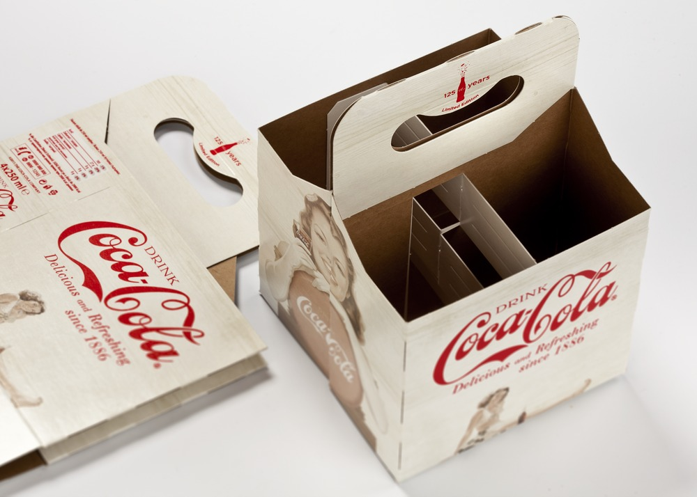 Coca Cola Heritage pack 125th anniversary