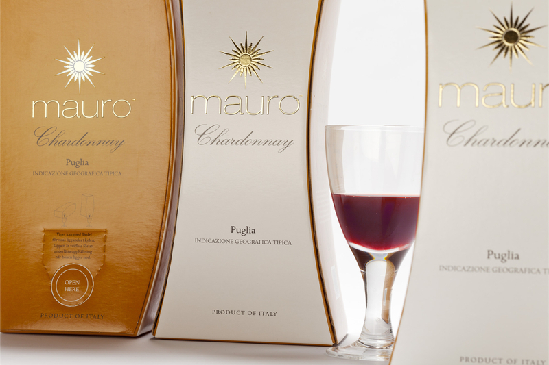 Bag in Box Mauro Chardonnay