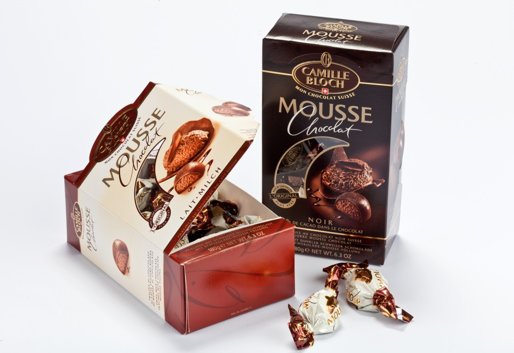 Easy Share Mousse Chocolat 180g