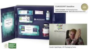 12. European Carton Excellence Award - Gold Award winner - AR  Packaging III