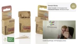11. European Carton Excellence Award - Gold Award winner - AR Packaging II