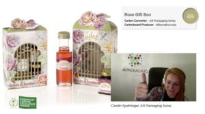14. European Carton Excellence Award - Gold Award winner - AR Packaging IV