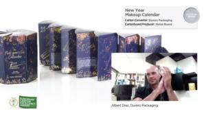 15. European Carton Excellence Award - Platinum Award winner - Durero Packaging