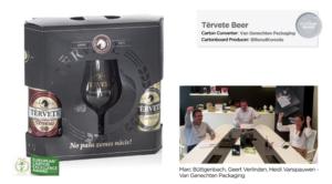 16. European Carton Excellence Award - Platinum Award winner - Van Genechten Packaging