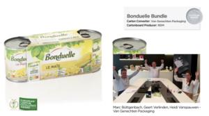 19. European Carton Excellence Award - Platinum Award winner - Van Genechten Packaging