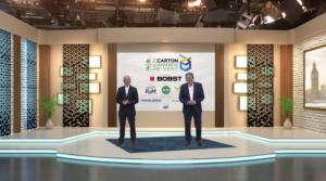 02. Stage, 2021 Carton Awards E-vent